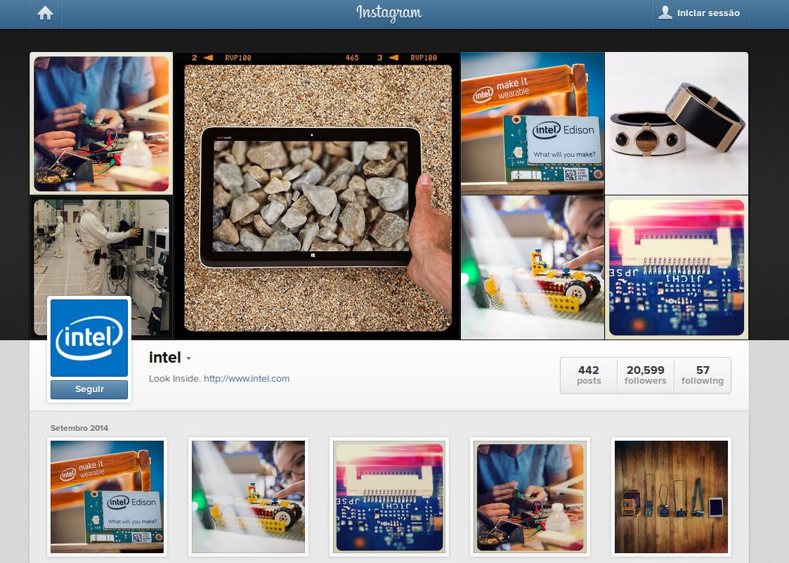 Instagram Intel