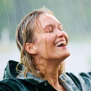 chuva divinal