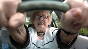 mulher velha
