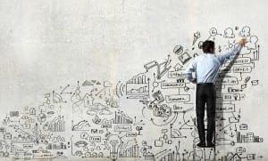 o mundo das startups