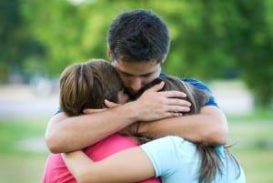 importancia abraço