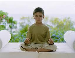 yoga crianças